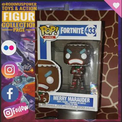 Merrymarauder (USA) / Advents-Agitator (BRD) no 433 PopGames FortniteSeries Funkopop