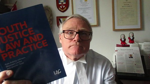 Phillip Taylor MBE review. Youth Justice Law and Practice