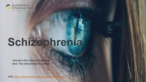 Schizophrenia Mental Disorder Counsellor in West London