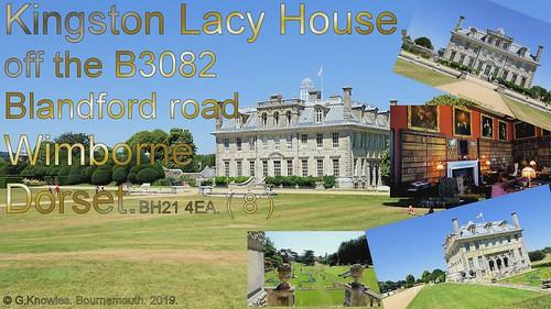 Kingston Lacy House, Blandford road, B3082,  Wimborne, Dorset. England.  ( 8 )