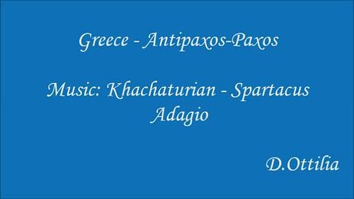 Greece - Antipaxos-Paxos