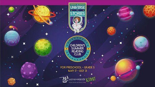 2019 Children's Summer Reading Club Video