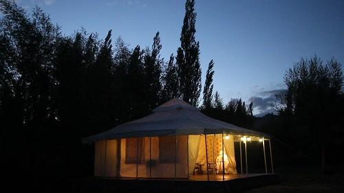 Evoke Himalayan Luxury Bivouacs