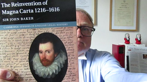 The Reinvention of Magna Carta 1216 - 1616