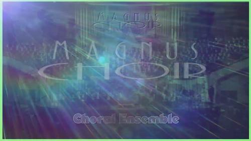 St Matthew Passion BWV 244 (Matthäus-Passion, Johann Sebastian Bach) Magnus Choir Male and Female Aahs Preset