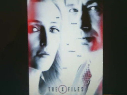 REVIEW The X Files - The Lost Art Of Forehead Sweat.