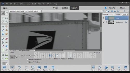 metallica | Pushing the envelope
