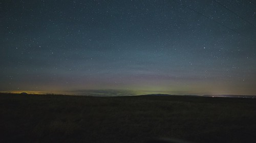 Northern Lights Time Lapse 2