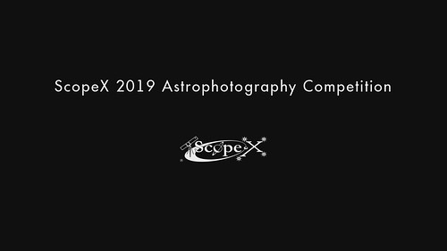 ScopeX 2019 Astrophotography Competition