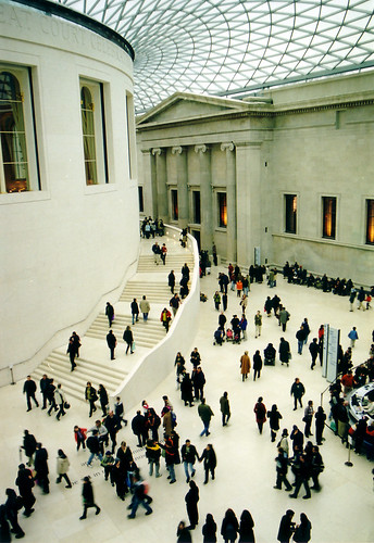 British Museum - The Great Court