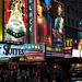 Broadway lights