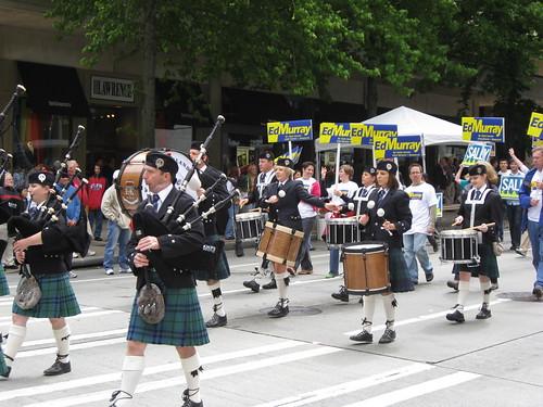 Seattle Gay Pride Parade 2007