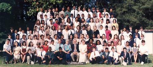 kittredge magnet school graduating class 1995