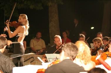 On Concert in Italy Xenia Akeynikova