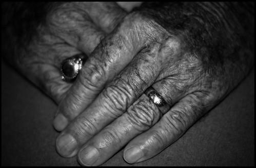 Day 221/365 - Grandpa's Hands
