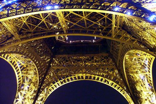 The Eiffel Space Ship - lauching dock