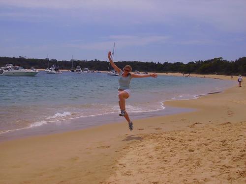 Jump Aendria, jump!