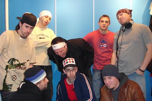 Massive Audio Crew Pic 2005