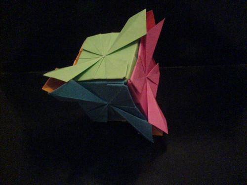 Tetrastar Cube
