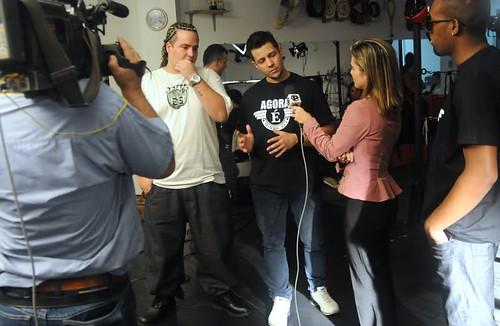 Entrevista TVPanorama(GLOBO)com Gesane Lucchesi 01