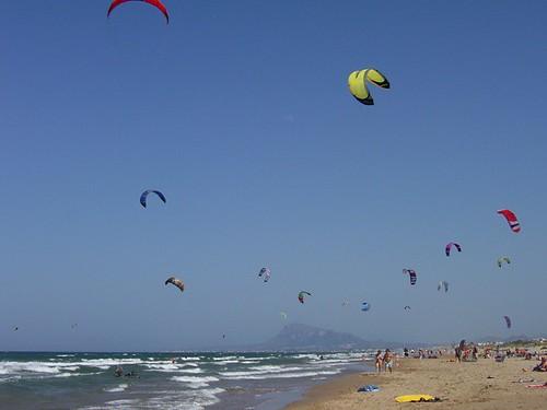 Praia do Kiko Park, Oliva