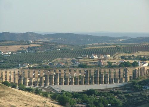Elvas Aqueduto da Amoreira por moitas61.