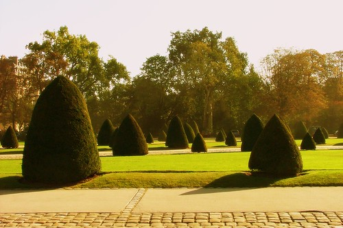Belic Gardens of Les Invalides