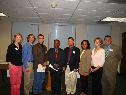 April 29th Speakers and AID Officers