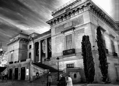 Prado Museum - Ghosts of Goya