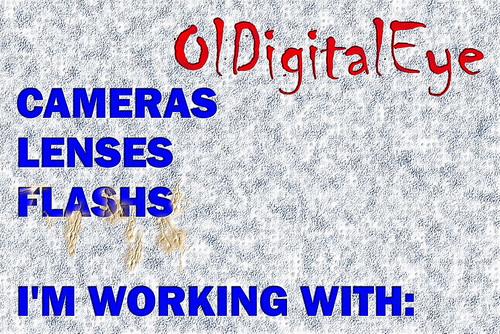 Kameras - Objektive - Blitze / Mein Equipment und Tipps - update 08 2019