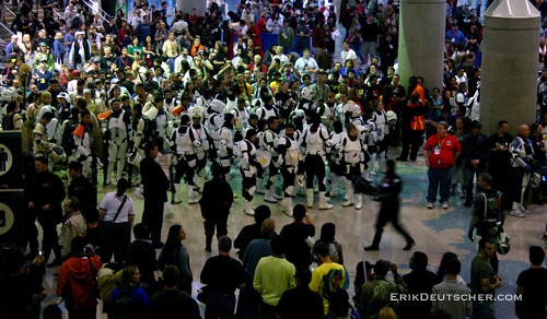 The Fighting 501st