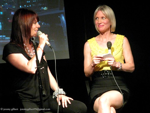 Tara Slone with Judith Klassen on Judecast