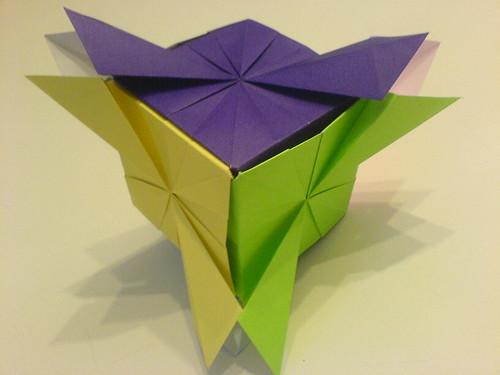 Tetrastar Cube version 2