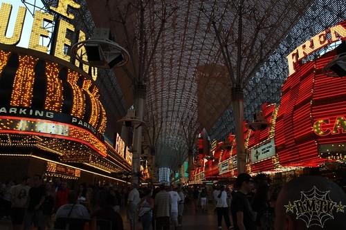 Freemont st, Las Vegas