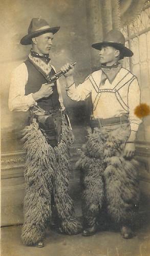Zeb Turner & Ray Hogue