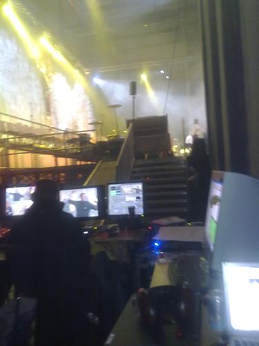 Min vy från konserten m Samuel Ljungblahd #utmanad