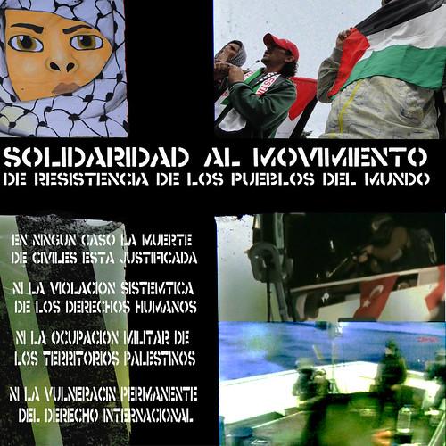 !!!Palestina libre!!! !!! Libertad para  el movimiento de solidaridad de los pueblos!!!