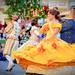 A Christmas Fantasy Parade - Belle