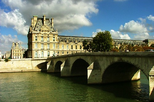 Bridge to The Louvre