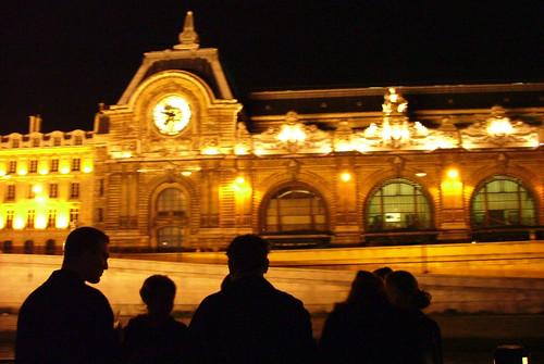 Outside d'Orsay