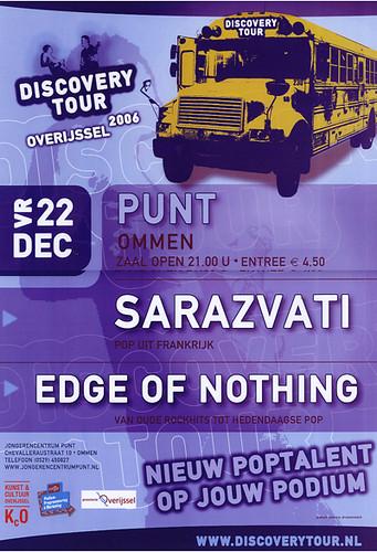 Sarazvati / Edge of Nothing