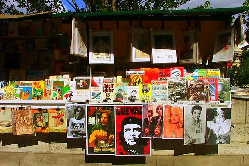 Quai d'Orsay poster shop