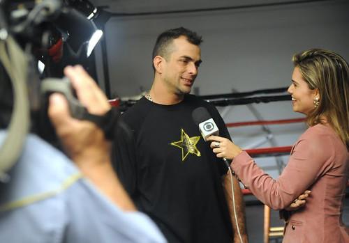 Entrevista TVPanorama(GLOBO)com Gesane Lucchesi 04