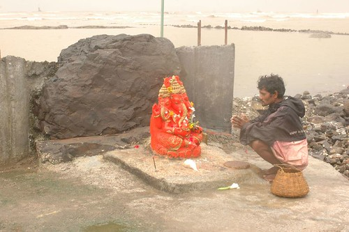 The Lord of the Seas  Carter Road Ganesha