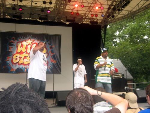 Wild Style 25th Anniversary - Fantastic Five MCs