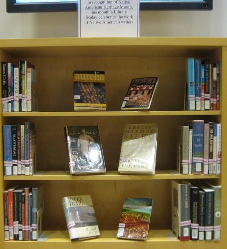 November 2010 Book Display