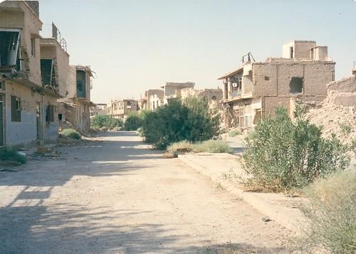 KHORRAMSHAHR -IRAN-IRAQ WAR