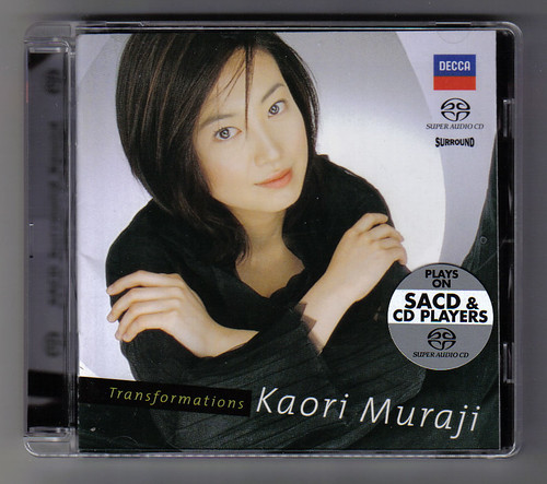 Kaori Muraji - Transformations
