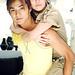 Rainie Yang and Mike He