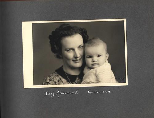 Moermond album 1/6 Fairclough family page 11